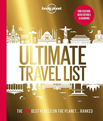 Lonely Planet's Ultimate Travel List 2 (The Best Places on the Planet ...Ranked) (Miniature Edition) by Lonely Planet, Lonely Planet, 9781788689137