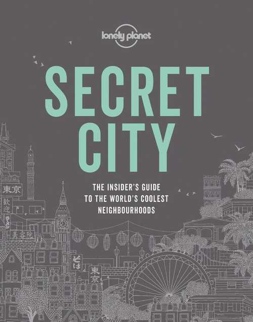 Secret City (Miniature Edition) - 9781788689168 by Lonely Planet, Lonely Planet, 9781788689168