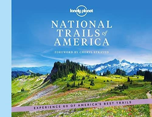 National Trails of America (Miniature Edition) by Lonely Planet, Lonely Planet, 9781788689380