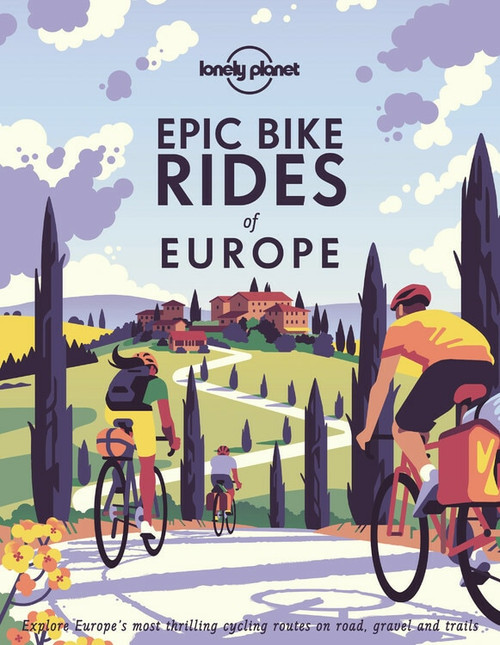 Epic Bike Rides of Europe (Miniature Edition) by Lonely Planet, Lonely Planet, 9781788689427