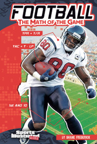 Football (The Math of the Game) - 9781429673198 by Shane Frederick, 9781429673198