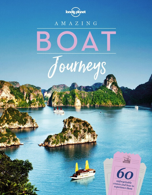 Amazing Boat Journeys (Miniature Edition) by Lonely Planet, Lonely Planet, 9781788681308