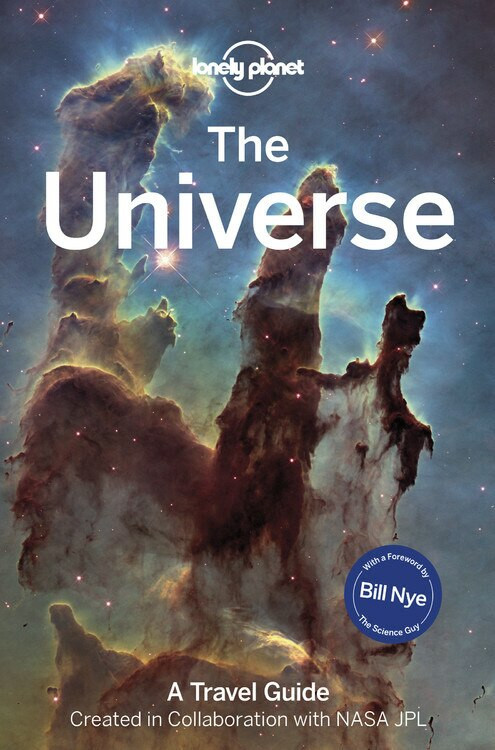 The Universe (Miniature Edition) - 9781788686365 by Lonely Planet, Lonely Planet, 9781788686365