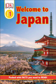 DK Reader Level 1: Welcome to Japan by DK, 9781465493217