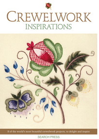 Crewelwork Inspirations (8 of the world's most beautiful crewelwork projects, to delight and inspire) by Inspirations Studio, 9781782218333