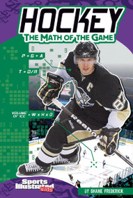Hockey (The Math of the Game) - 9781429673211 by Shane Frederick, 9781429673211