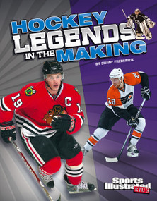 Hockey Legends in the Making - 9781476551913 by Shane Frederick, 9781476551913