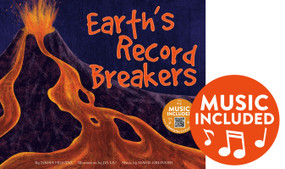Earth's Record Breakers by Jia Liu, Mark Oblinger, Nadia Higgins, 9781684103140