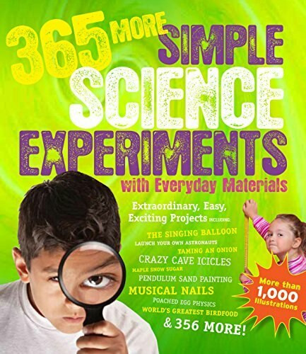 365 More Simple Science Experiments with Everyday Materials by E. Richard Churchill, Louis V. Loeschnig, Muriel Mandell, Frances Zweifel, 9781579129675