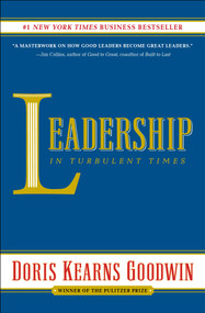 Leadership (In Turbulent Times) - 9781476795935 by Doris Kearns Goodwin, 9781476795935