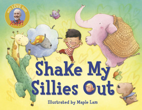 Shake My Sillies Out - 9780593122235 by Raffi, Maple Lam, 9780593122235