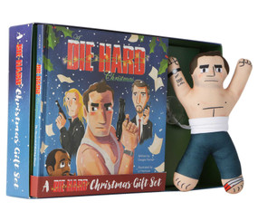 A Die Hard Christmas Gift Set by Doogie  Horner, 9781683838579