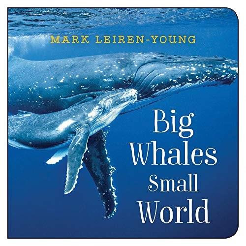 Big Whales, Small World by Mark Leiren-Young, 9781459825024
