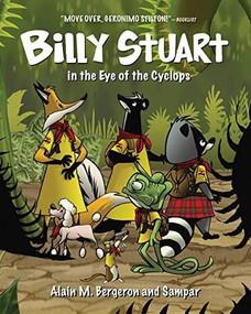 Billy Stuart in the Eye of the Cyclops by Alain M. Bergeron, Sampar, Sophie B. Watson, 9781459823464