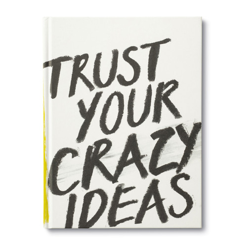 Trust Your Crazy Ideas by Kobi Yamada, 9781946873590