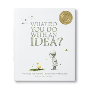 What Do You Do With An Idea? by Kobi Yamada, 9781938298073