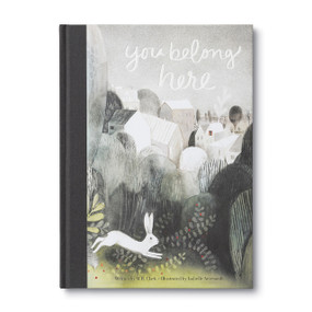 You Belong Here by M.H. Clark, 9781938298998