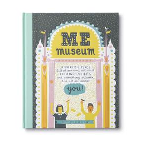 Activity Book - Me Museum by M.H. Clark, 9781943200146
