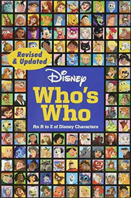 Disney Who's Who (Refresh) by Disney Books, 9781368057820