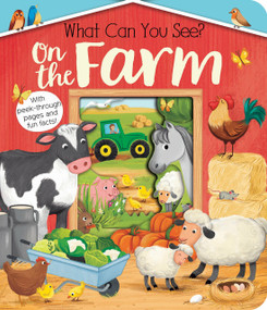 What Can You See? On the Farm by Kate Ware, Maria Perera, 9781680106145