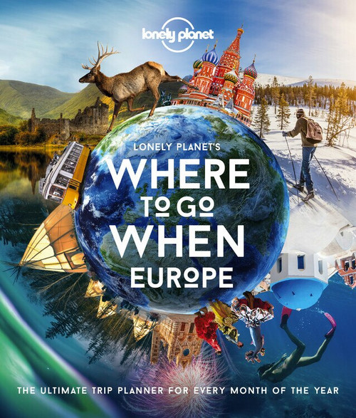 Lonely Planet's Where To Go When Europe (Miniature Edition) by Lonely Planet, Lonely Planet, 9781838690403