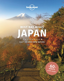 Lonely Planet Best Day Hikes Japan (Miniature Edition) by Lonely Planet, Ray Bartlett, Craig McLachlan, Rebecca Milner, 9781838690656