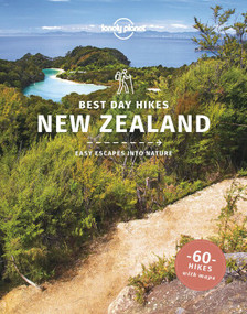 Lonely Planet Best Day Hikes New Zealand (Miniature Edition) by Lonely Planet, Craig McLachlan, Andrew Bain, Peter Dragicevich, 9781838691202
