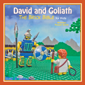 David and Goliath (The Brick Bible for Kids) by Brendan Powell Smith, 9781510752610