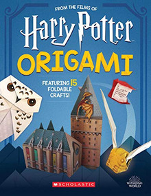 Harry Potter Origami (Harry Potter) by Scholastic, 9781338322965