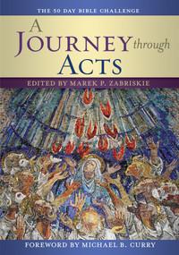 A Journey through Acts (The 50 Day Bible Challenge) by Marek Zabriskie, 9780880284585