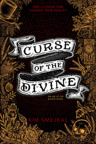 Curse of the Divine by Kim Smejkal, 9781328637253