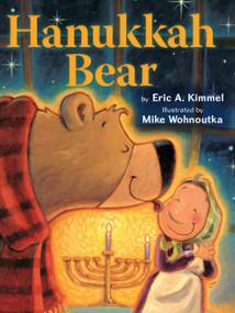 Hanukkah Bear (Miniature Edition) - 9780823447503 by Eric A. Kimmel, Mike Wohnoutka, 9780823447503