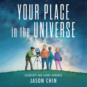 Your Place in the Universe by Jason Chin, 9780823446230
