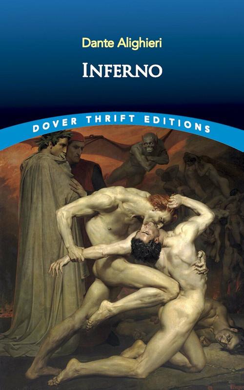 Inferno - 9780486442884 by Dante Alighieri, Henry Wadsworth Longfellow, 9780486442884