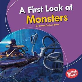 A First Look at Monsters - 9781541596832 by Emma Carlson-Berne, 9781541596832