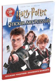 Harry Potter Sticker Art Puzzles by Editors of Thunder Bay Press, 9781684128396