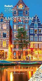 Fodor's Amsterdam 25 Best - 9781640973312 by Fodor's Travel Guides, 9781640973312