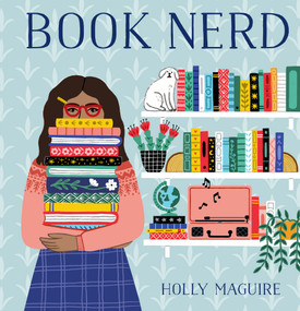 Book Nerd by Holly Maguire, 9781523510269
