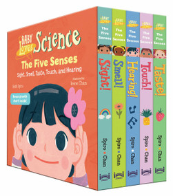 Baby Loves the Five Senses Boxed Set by Ruth Spiro, Irene Chan, 9781632890580