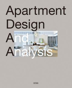 Apartment Design and Analysis by Li Aihong, 9787536259959