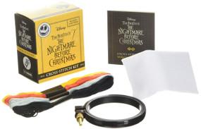 Disney Tim Burton's The Nightmare Before Christmas Cross-Stitch Kit (Miniature Edition) by Tim Burton, 9780762495788