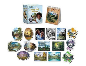Bob Ross: Happy Little Magnets (Miniature Edition) by Bob Ross, 9780762498260