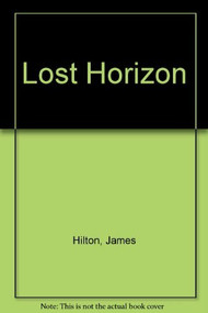 Lost Horizon - 9780062697004 by Michael Ford, 9780062697004