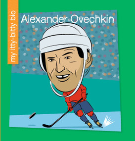 Alexander Ovechkin - 9781534170131 by Meeg Pincus, Jeff Bane, 9781534170131