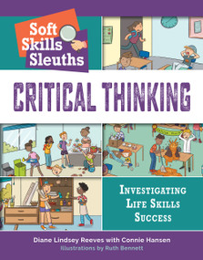 Critical Thinking - 9781534171435 by Diane Lindsey Reeves, Connie Hansen, Ruth Bennett, 9781534171435