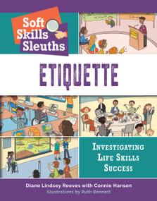Etiquette - 9781534171497 by Diane Lindsey Reeves, Connie Hansen, Ruth Bennett, 9781534171497