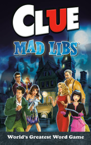 Clue Mad Libs by Lindsay Seim, 9780593222089