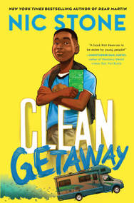 Clean Getaway - 9781984892973 by Nic Stone, 9781984892973