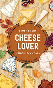 Stuff Every Cheese Lover Should Know by Alexandra Jones, 9781683692386