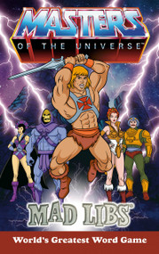 Masters of the Universe Mad Libs by Tristan Roarke, 9780593223550